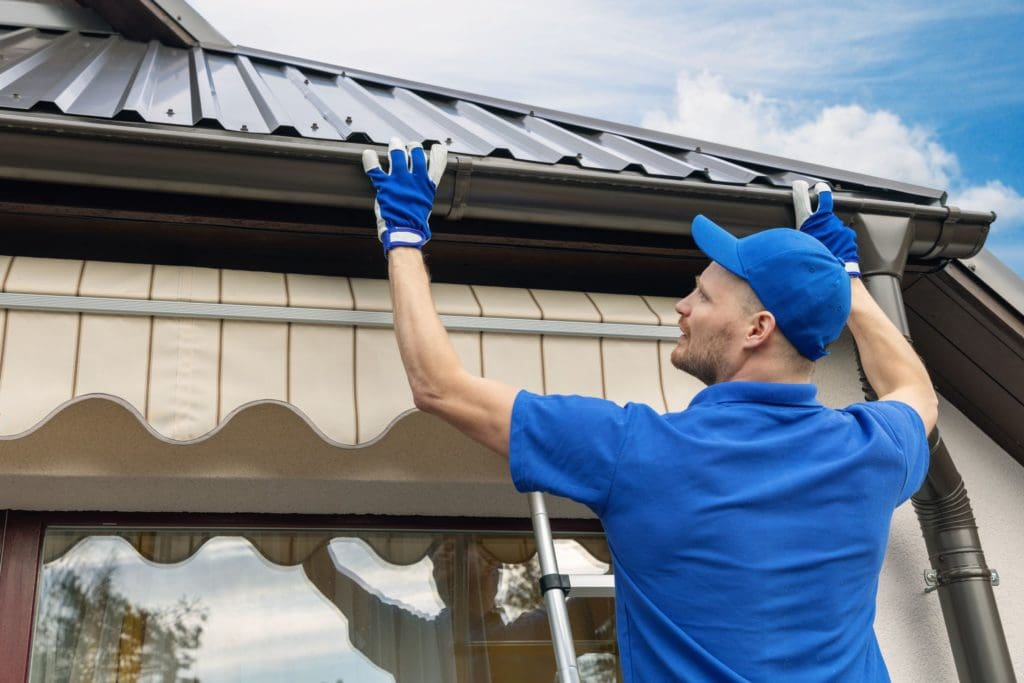 Gutter Replacement in Dallas