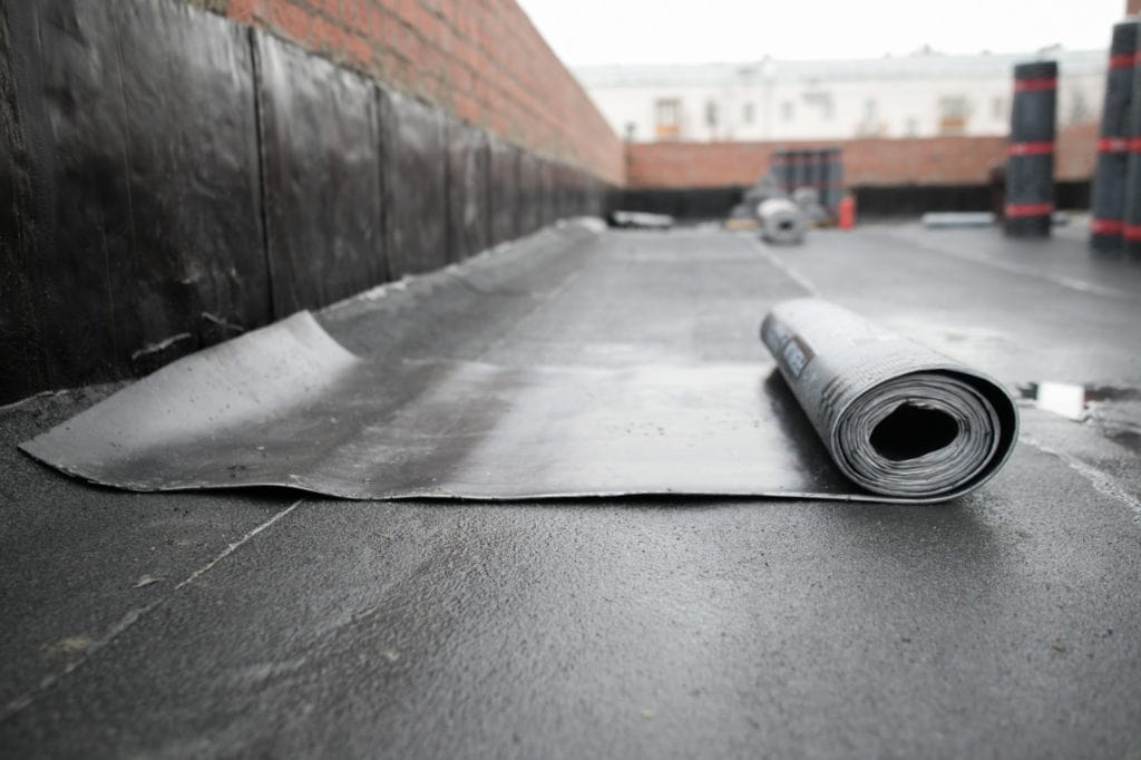 Dallas Commercial Roofing Company EPDM Roofing Repair