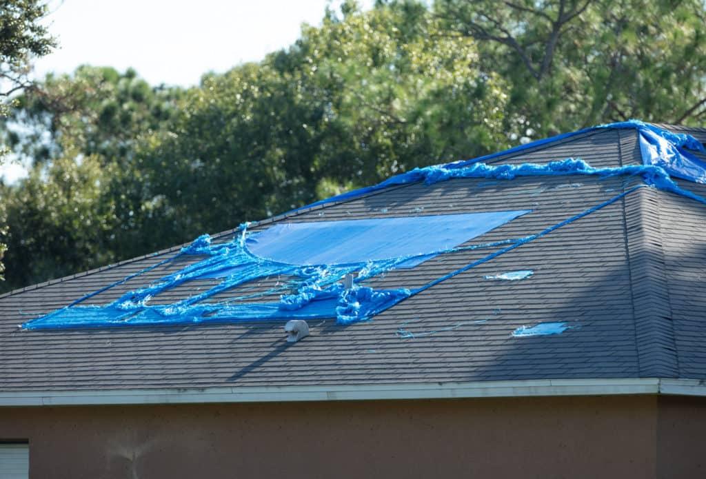 Emergency Roof Repair in Dallas