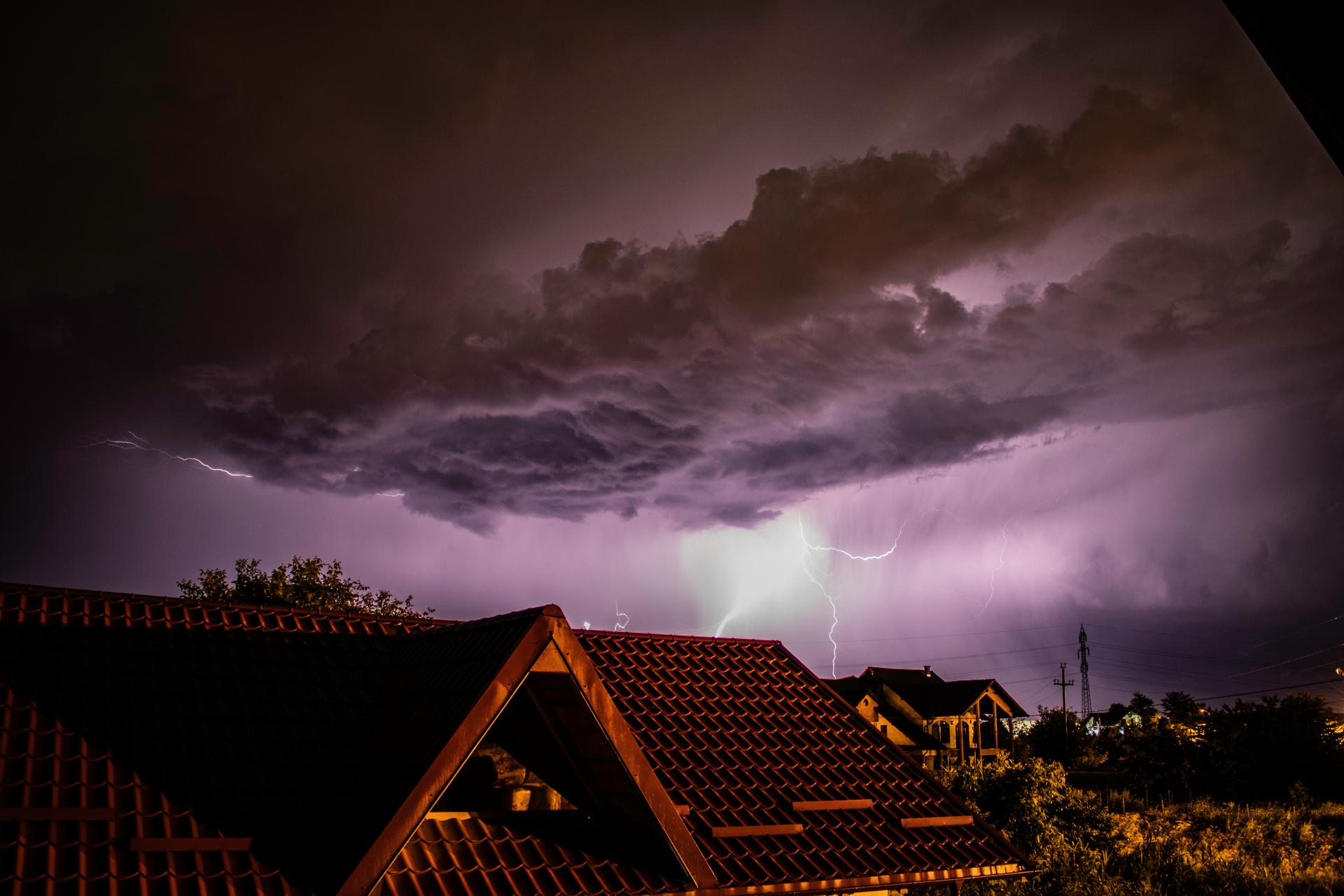 Storm Roof Damage Repair North Texas