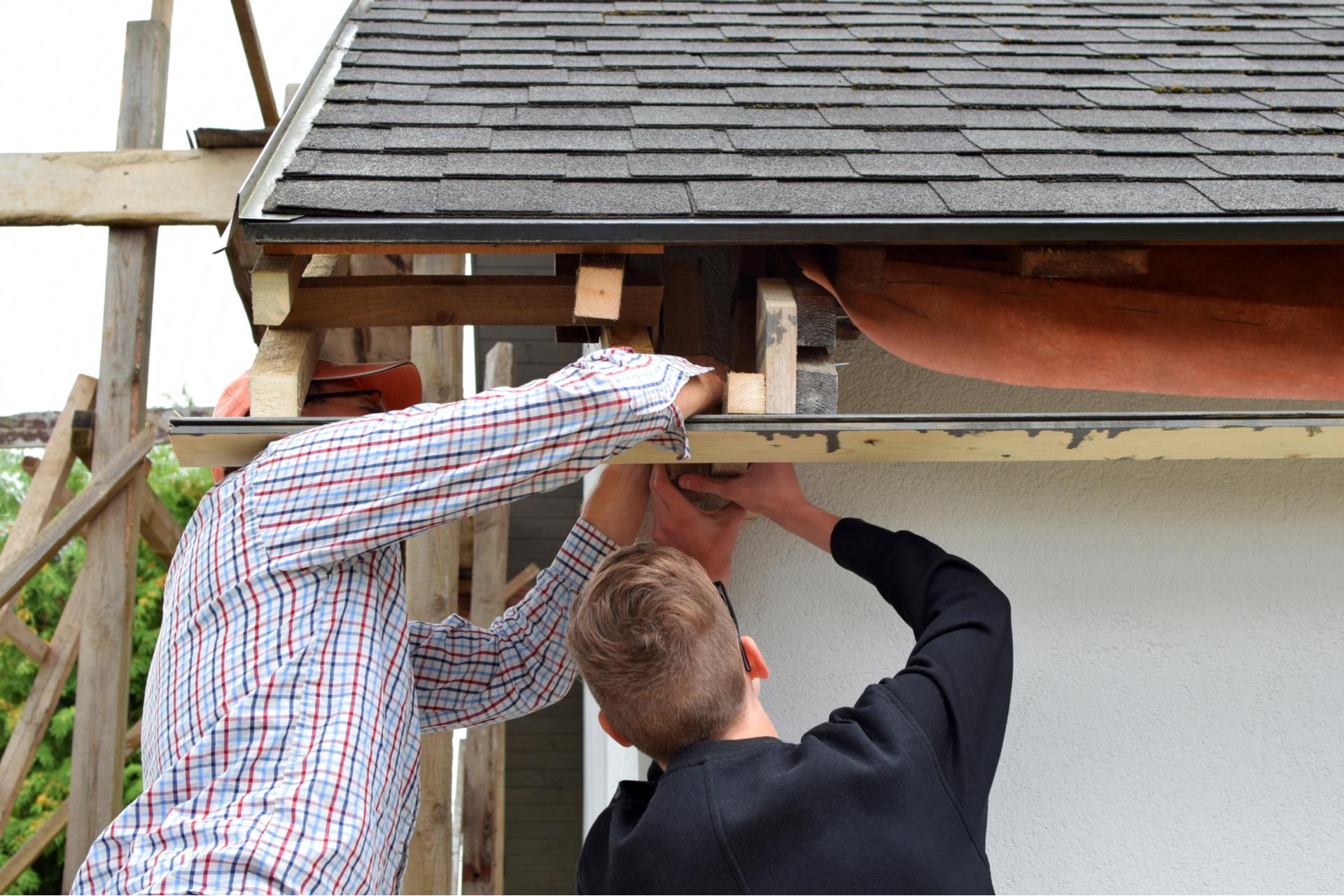 Asphalt Shingles Roof Repair DFW